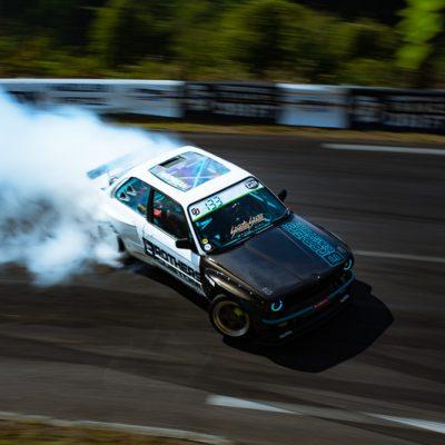 Photographe sport drift